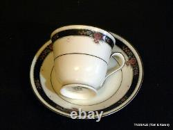 4 X 5 = 20 Piece Set NORITAKE ivory china ETIENNE pattern Dinner for 4 or 8