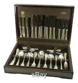 ARTHUR PRICE Cutlery BEAD Pattern 84 Piece Canteen Set for 8