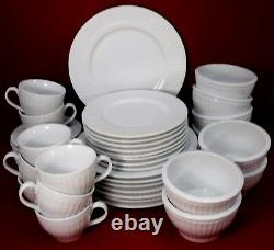 COVENTRY (PTE) china PARTHENON pattern 40-piece SET SERIVCE for EIGHT (8)
