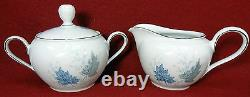 CROWN ROYALE Bavaria china WINWARD pattern 52-piece SET SERVICE for Eight (8)