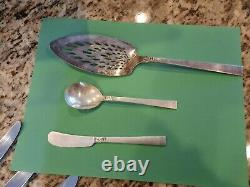 Community plate antique silverware Forever Pattern 60 Piece Set in Box