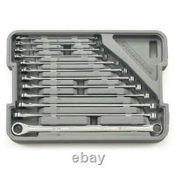 Extra long pattern metric gearbox ratcheting wrench set (12-piece) 85988 12pc