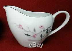 FINE CHINA OF JAPAN China CHERRY BLOSSOM 1067 pattern 33-piece SET SERVICE for 6