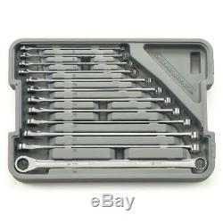 GEARWRENCH Wrench Set Extra Long Pattern Metric GearBox Ratcheting (12-Piece)