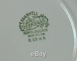 HOMER LAUGHLIN china COUNTESS pattern 72-Piece SET SERVICE for Twelve (12)