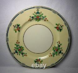LENOX china CHIPPENDALE pattern 31-piece SET SERVICE for 8 missing 1 salad plate