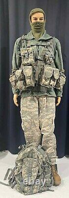 MOLLE II Core Rifleman System Complete set ACU/UCP Pattern 21 Pieces