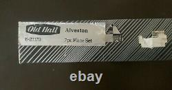OLD HALL Cutlery ALVESTON Pattern Boxed 7 Piece Setting Unused/new-old stock