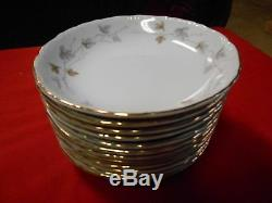 Outstanding Set of 88 Pieces LOVELY Fine China MARIA Pattern