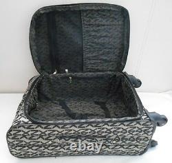 SPINNER Suitcase SET 22 CARRY ON LUGGAGE NX XN PATTERN ROLLING WHEELED 4 PIECE