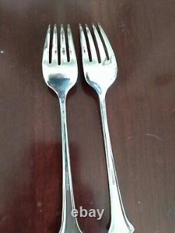 Towle Sterling Silver 7 pieces- Chippendale pattern