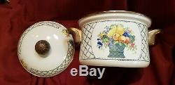 Villeroy Boch Basket pattern Cookware Set. 5 pieces. New in Box. Made in Germany